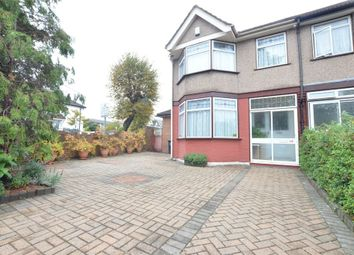 Thumbnail 3 bed end terrace house for sale in Harrow Road, Wembley, Greater London