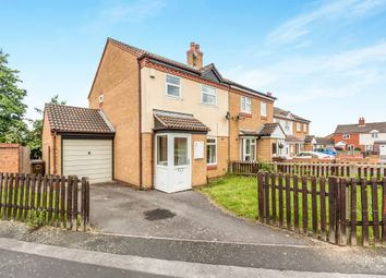 Thumbnail 3 bed semi-detached house for sale in Foxglove Crescent, Birmingham