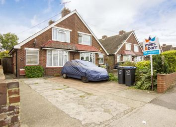 Thumbnail 2 bedroom semi-detached house for sale in Margate Road, Ramsgate