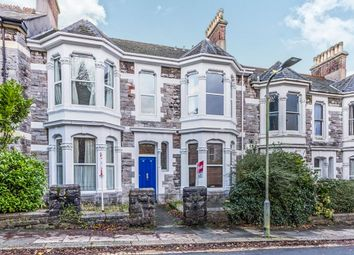 1 bed flat for sale in St Lawrence Road, North Hill, Plymouth PL4