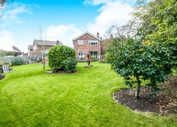 Thumbnail 3 bedroom detached house for sale in Burgin Close, Foston, Grantham