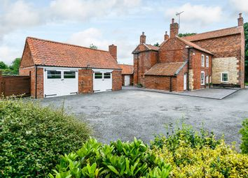 Thumbnail 6 bed detached house for sale in West Street, Brant Broughton, Lincoln