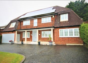 Thumbnail 4 bed property for sale in Mymms Drive, Brookmans Park, Hatfield