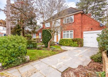 Thumbnail 4 bed detached house for sale in Old Lodge Way, Stanmore