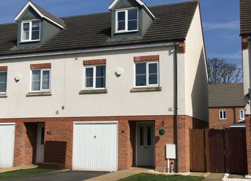 Thumbnail 3 bed terraced house for sale in Seashell Close, Allesley, Coventry