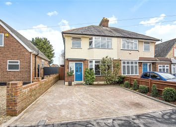 Newcroft Close, Hillingdon, Middlesex UB8. 3 bed semi-detached house for sale