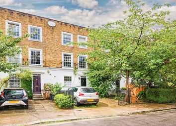 Thumbnail 4 bed terraced house to rent in Church Row, Moore Park Road, London