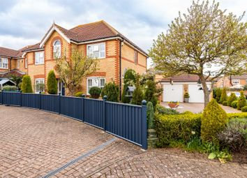 Thumbnail 4 bed detached house for sale in Wilks Close, Rainham, Gillingham