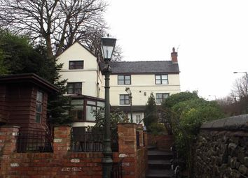 Thumbnail 4 bed detached house for sale in Cornhill Cross, Leek