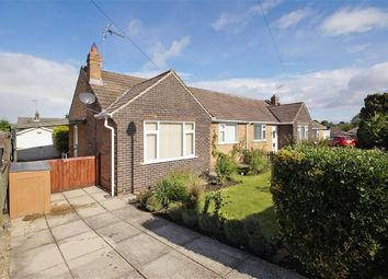 Thumbnail 2 bedroom semi-detached bungalow to rent in Sandhill Close, Harrogate, North Yorkshire