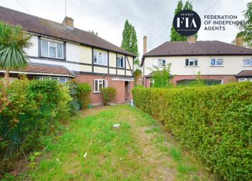 Lionel Road North, Brentford TW8. 3 bed semi-detached house