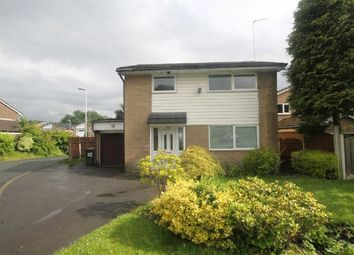 Thumbnail 4 bed detached house for sale in Plover Close, Bamford, Rochdale, Greater Manchester