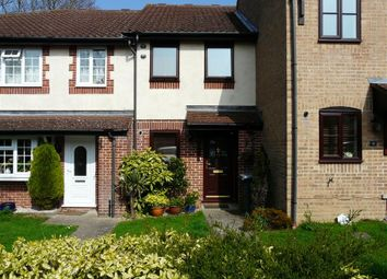 Thumbnail 2 bed terraced house to rent in Horseshoe Crescent, Burghfield Common, Reading