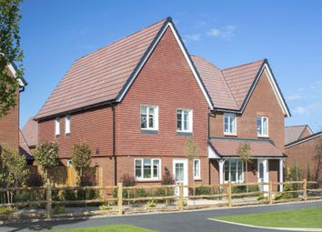 "Thumbnail 3 bedroom end terrace house for sale in ""Oakfield"" at William Morris Way, Tadpole Garden Village, Swindon"