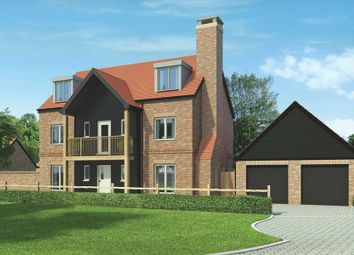 """Thumbnail 5 bed detached house for sale in """"The Alfred"""" at Andover Road North, Winchester"""