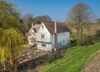 Thumbnail 5 bedroom detached house for sale in Acton, Sudbury, Suffolk