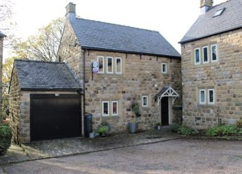 Thumbnail 4 bedroom detached house for sale in The Stocks, Tintwistle, Glossop