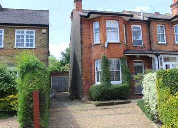 Thumbnail 3 bed end terrace house to rent in Hallowell Road, Northwood