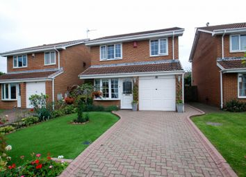Thumbnail 3 bed detached house for sale in Silverdale Way, South Shields