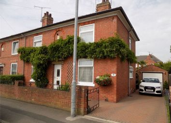 Thumbnail 4 bed semi-detached house for sale in Stanley Street, Worksop, Nottinghamshire