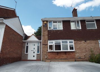 3 bed semi-detached house for sale in Fenmere Close, Goldthorn Park, Wolverhampton WV4