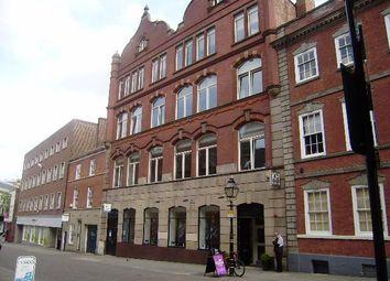 Thumbnail Office to let in 15 Castle Gate, Nottingham, Nottinghamshire