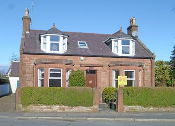 Thumbnail 5 bed detached house for sale in 1 Park Road, Dumfries