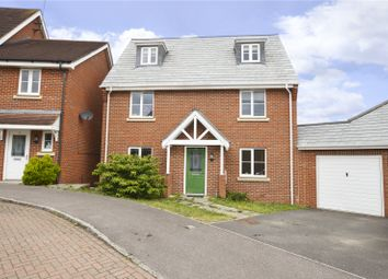 Thumbnail 5 bedroom detached house for sale in Ducketts Mead, Shinfield, Reading, Berkshire