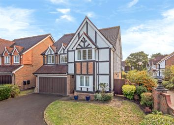 Thumbnail 5 bed detached house for sale in Wanstead Road, Bromley