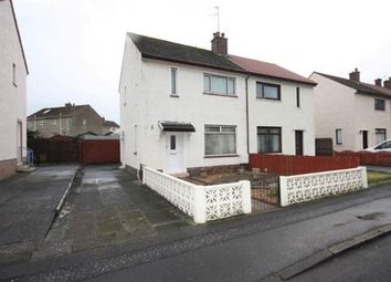 Thumbnail 2 bed semi-detached house for sale in Craigie Lea, Ayr