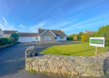 Thumbnail 3 bed detached bungalow for sale in Blaenffos, Boncath