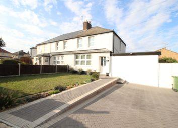 Myrtle Road, Dartford, Kent DA1. 3 bed semi-detached house