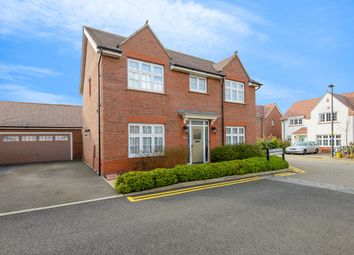 Thumbnail 4 bed detached house for sale in Horse Leaze Road, Cheswick Village, Bristol
