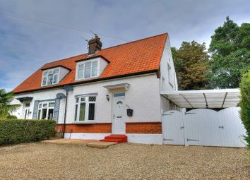 Thumbnail 2 bed semi-detached house for sale in Mile Cross Lane, Norwich
