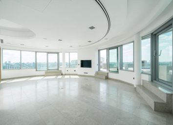 Thumbnail 3 bed flat to rent in Altura Tower, Bridges Court Road, London