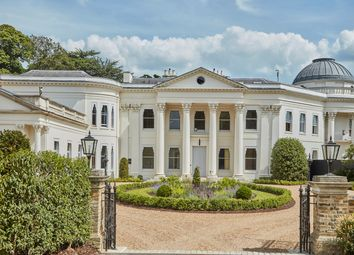 Thumbnail 3 bed duplex for sale in Sundridge Park Mansion, Willoughby Lane, Bromley