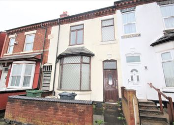 Thumbnail 4 bed terraced house to rent in Bearwood Road, Smethwick