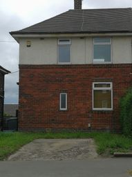 Thumbnail 2 bed semi-detached house for sale in Palgrave Road, Sheffield, Sheffield