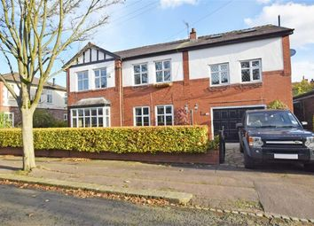 Thumbnail 7 bed detached house for sale in Essex Avenue, Didsbury, Manchester