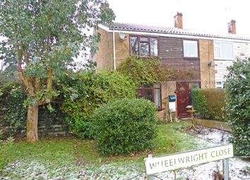 Thumbnail 3 bedroom end terrace house for sale in Wheelwright Close, Rougham, Bury St. Edmunds