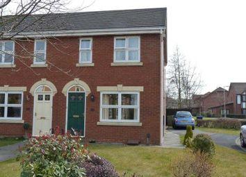 Thumbnail 2 bedroom mews house for sale in Ilway, Walton Le Dale, Preston