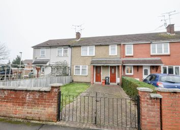 Thumbnail 3 bedroom terraced house for sale in Drakes Way, Swindon