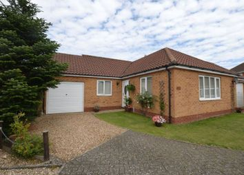 Thumbnail 3 bed detached bungalow for sale in St. Peters Drive, Easton, Norwich