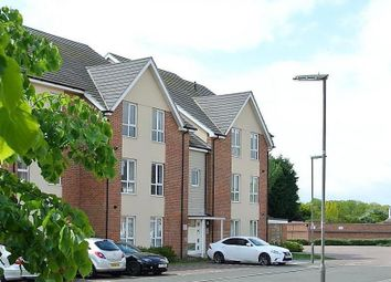 Thumbnail 2 bed flat for sale in Harrow Close, Addlestone
