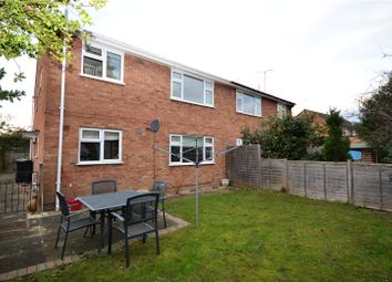 Thumbnail 2 bed maisonette to rent in Lambourne Close, Tilehurst, Reading, Berkshire