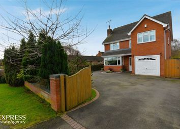 Thumbnail 6 bed detached house for sale in Hawthorn Close, Denstone, Uttoxeter, Staffordshire