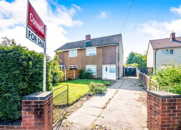 Thumbnail 2 bed semi-detached house for sale in Hackwood Road, Wednesbury