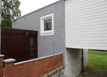 Thumbnail 2 bedroom terraced house for sale in Braeface Road, Cumbernauld, Glasgow
