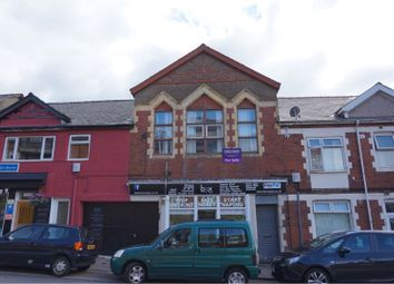 Thumbnail 3 bed maisonette for sale in Richmond Road, Pontnewydd