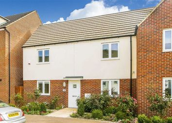 Thumbnail 3 bedroom semi-detached house for sale in Lavender Hill, Broughton, Milton Keynes, Bucks